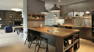 apartment with beautiful small kitchen design by gao architects