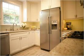 pictures of brown cabinet with with white floor tiles remarkable