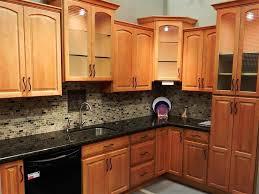 oak kitchen cabinet doors with glass oak kitchen cabinet drawer