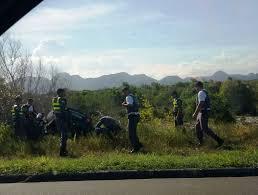 Polícia persegue veículo e prende três pessoas na Rodovia do Sol ...