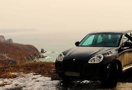 Porsche Cayenne 955 - тест драйв porsche cayenne 955 450 л с по бездорожью часть1