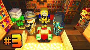 minecraft story mode part 3 episode 1