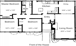 Small Home Plans Free by 3 Bedroom House Plans Home Design Ideas