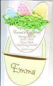 30 adorable easter invitation card design and samples for kids