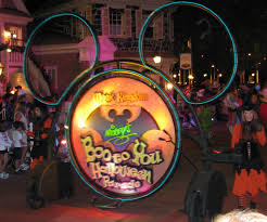 halloween parade background walt disney world releases dates for mickey s not so scary the