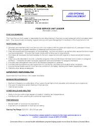 examples of server resumes resume examples restaurant industry unforgettable busser resume examples to stand out myperfectresume unforgettable busser resume examples to stand out myperfectresume
