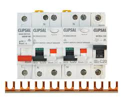 combination mcb rcd clipsal by schneider electric
