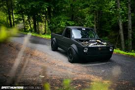 Ford Ranger Drift Truck - the vw caddy from hell speedhunters