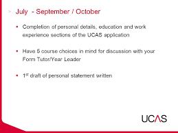 Personal statement ucas teaching Search field