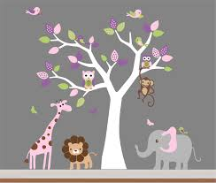 Baby Room Wall Murals by Baby Wall Designs Home Design Ideas