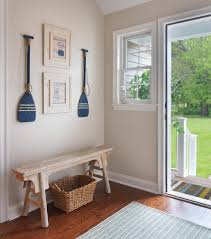 Cottage Home Decor Ideas by Window Sill Decor Ideas Entry Beach Style With White Trim White