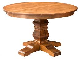 Round Wooden Table Top View Furniture Black Wooden Expandable Round Dining Table With Brown