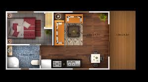 Shop With Living Quarters Floor Plans Garage With Living Quarters Plans