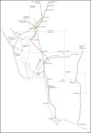 Boca Grande Florida Map by Tampa Bay Trains Boom Time Rail Branches In Lee And Collier Counties