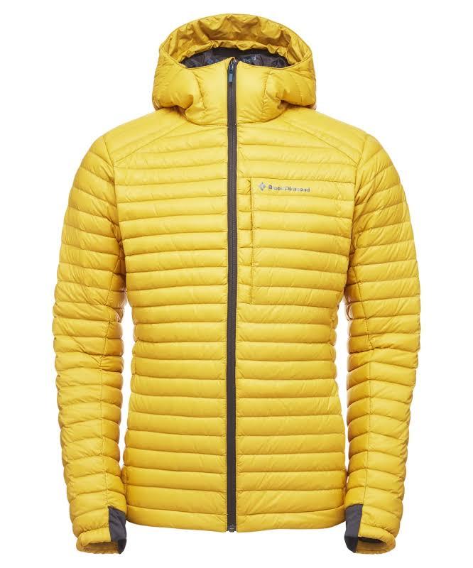 Black Diamond Forge Hoody Alpine Jackets Ochre Extra Large APQT06710XLG1