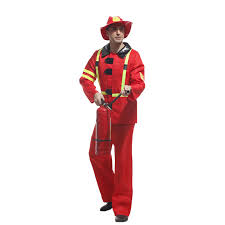 Halloween Costumes Firefighter Compare Prices Men Firefighter Costume Shopping Buy