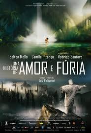 Uma História de Amor e Fúria - HD 720p
