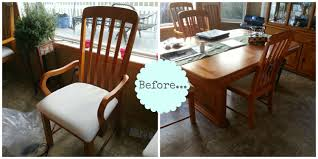 updating mission style dining chairs the curators collection