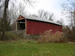 Smith Built Shed by Covered Bridges Of The South Central Region Of Pa