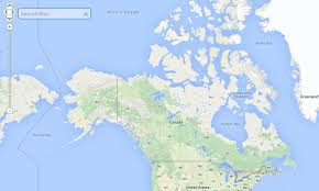 Map Of The Red Sea 50 Of Canadians Live South Of The Red Line Brilliant Maps