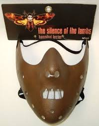 Hannibal Halloween Costume Hannibal Lecter Face Mask Buy