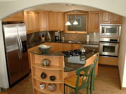 Traditional Kitchen Designs Contemporary Traditional Kitchen Design Black Wood Island