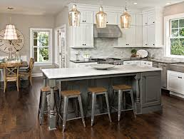 gray cabinetry trend dura supreme gray stained and painted
