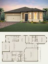 Home Builder Floor Plans by Epperson Ranch Home Builders