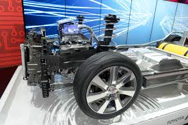 toyota motor car toyota is ready to sell fuel cell cars in 2015 after a decade of