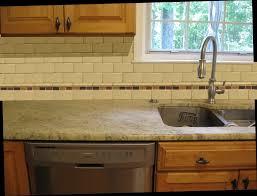 Glass Subway Tile Backsplash Kitchen Interior Backsplash In White Kitchen Wonderful Smoke Glass