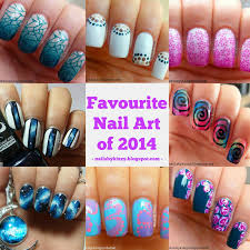 nails by kizzy my favourite nail art designs of 2014
