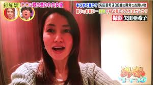 矢田亜希子 無修正オマンコ|