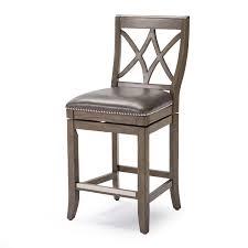 leather saddle bar stools furniture saddle seat counter stools swivel with nailhead trim