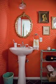 paint color portfolio coral bathrooms apartment therapy coral