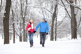 Where to go on a Date Depending on the Season SingleMe