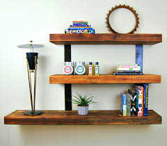 Wall Mounted Shelves Wood Plans by Accessories Easy The Eye Shelves Designs Wall Mounted Shelf
