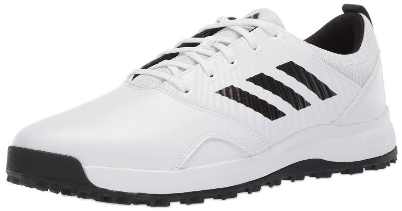 Adidas CP Traxion SL Golf Shoes White/Black/Grey,