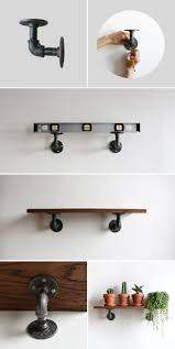 Bathroom Wall Shelving Ideas by Best 25 Industrial Wall Shelves Ideas That You Will Like On