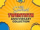 Amazon.com: The Simpsons: 20 Best Episodes Ever - Anniversary