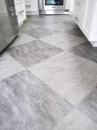 Kitchen Floors Ideas Harlequin Tile Floors Harlequin Of Grey On Grey Tiles Is Used