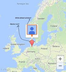 Google Maps Spain by Android Custom Info Window For Google Maps V2 Stack Overflow