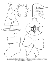 party simplicity free christmas coloring pages to print party