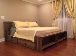 end of bed storage bench with drawers bench decoration