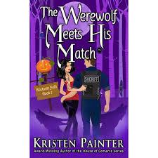 vampire fangs spirit halloween the werewolf meets his match by kristen painter