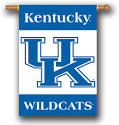 UNIVERSITY OF KENTUCKY Wildcats Flag 28 X 40 Banner University of ...
