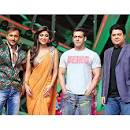 Salman Khan brings fun along on the sets of Nach Baliye | Latest.
