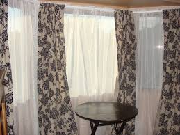 Kitchen Drapery Ideas Curtain Ideas For Big Windows 25 Best Large Window Curtains Ideas
