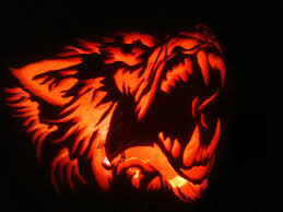 detailed motorcycle pumpkin stencil halloween pinterest