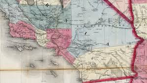 Los Angeles County Map by How Orange County Seceded From Los Angeles Kcet