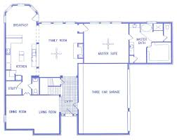 4 bedroom ranch house plans